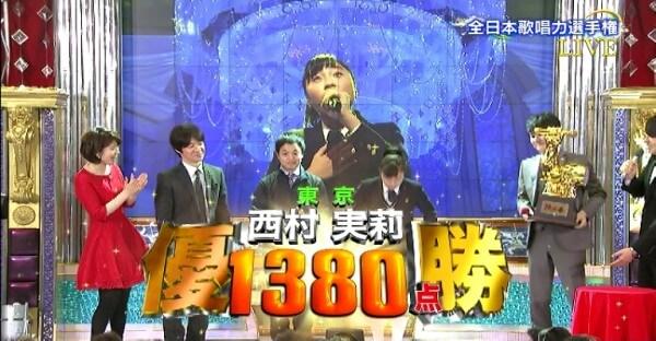 2016年歌唱王の優勝者