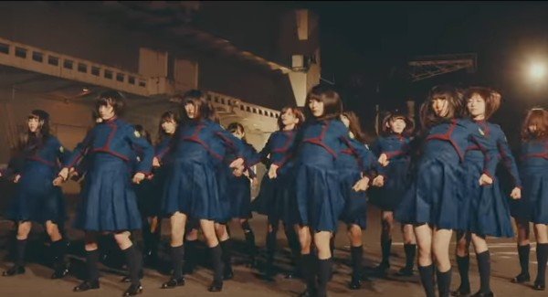 欅坂46「不協和音」のアイソレーション