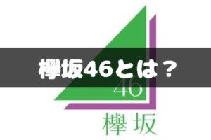 欅坂46とは?
